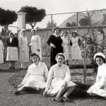 Ομάδα αδελφών νοσοκόμων 1949